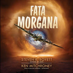 Fata Morgana Audiobook, by Steven R. Boyett, Ken Mitchroney