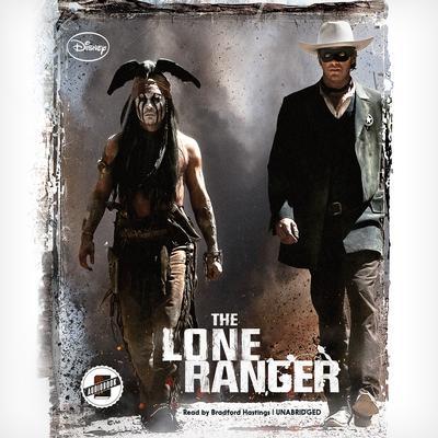 The Lone Ranger Audiobook, by Disney Press