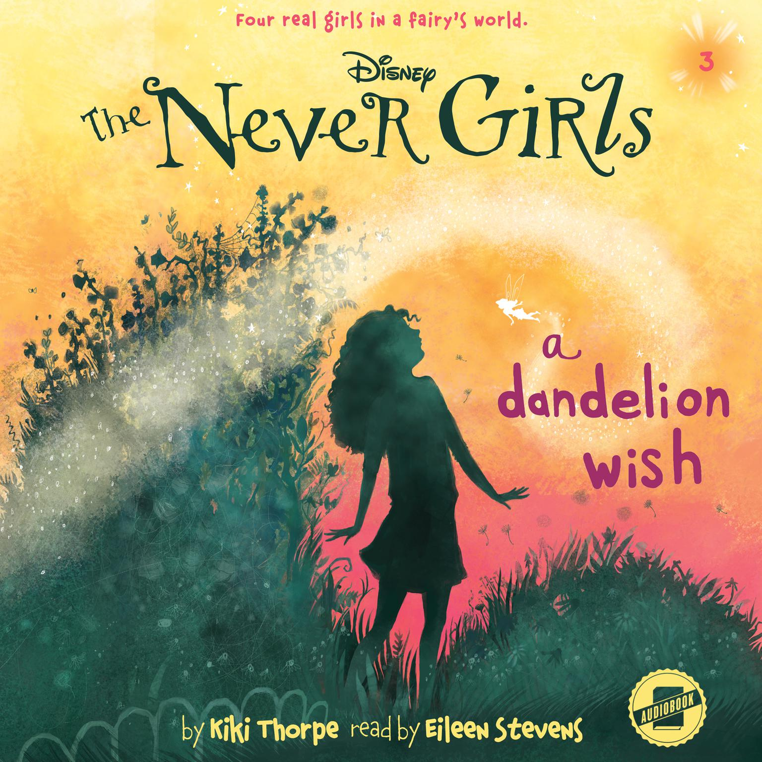 Printable A Dandelion Wish Audiobook Cover Art