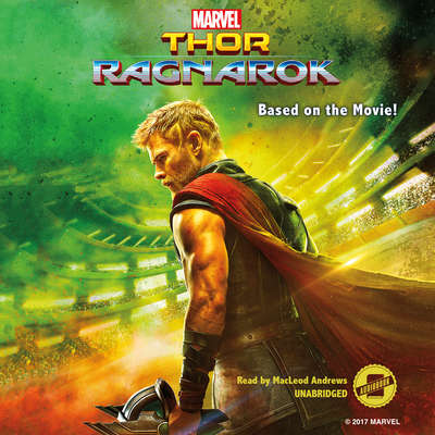 Marvel's Thor: Ragnarok Audiobook, by Jim McCann