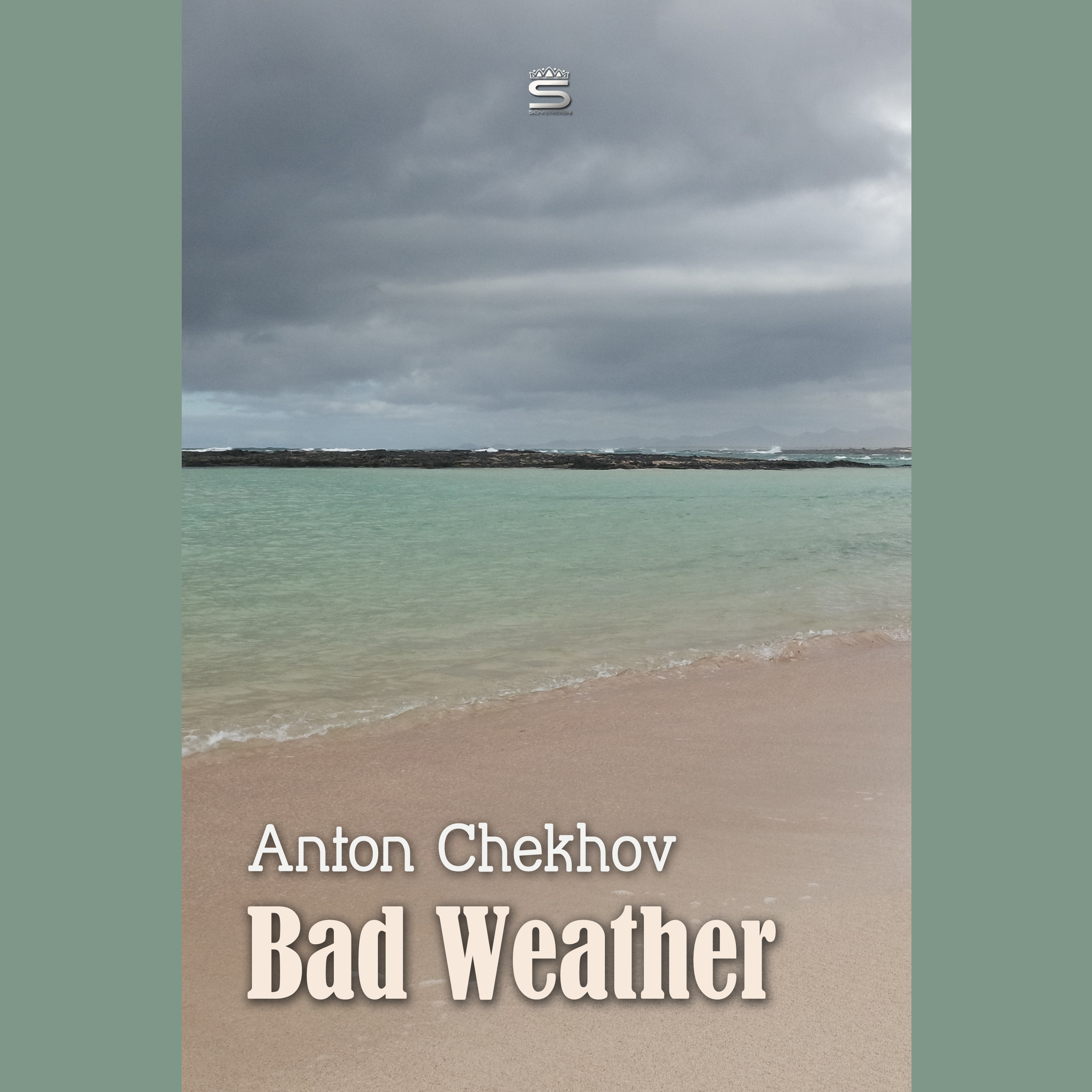 Printable Bad Weather Audiobook Cover Art