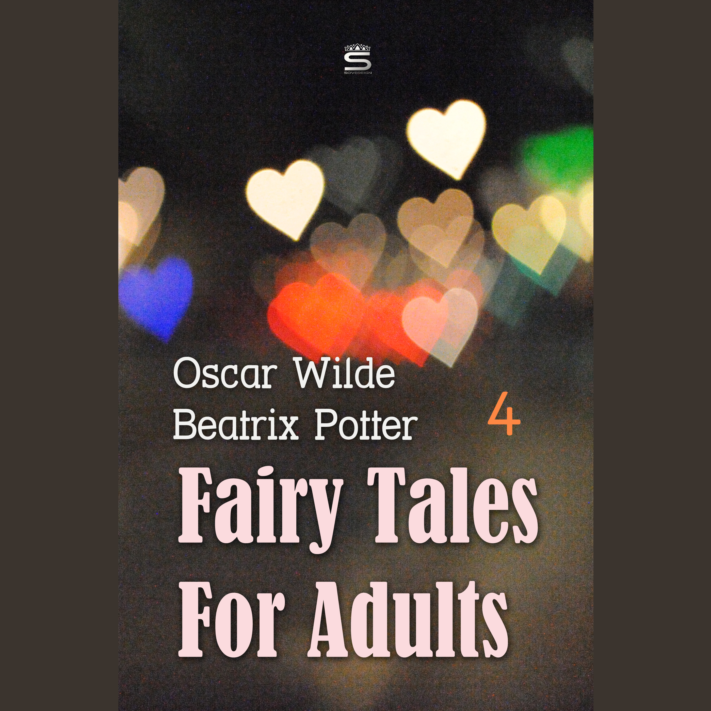 Printable Fairy Tales for Adults Volume, Vol 4 Audiobook Cover Art