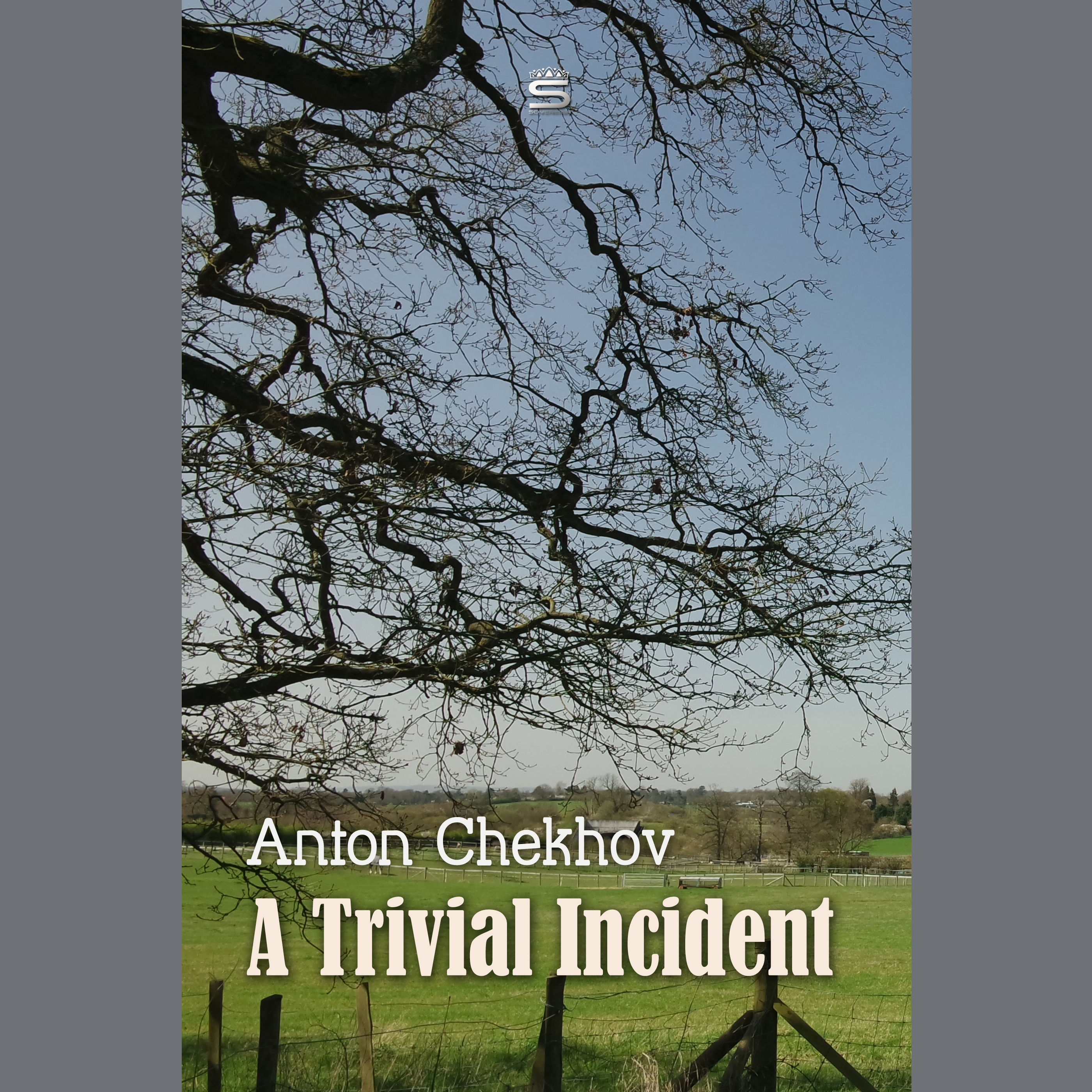 Printable A Trivial Incident Audiobook Cover Art