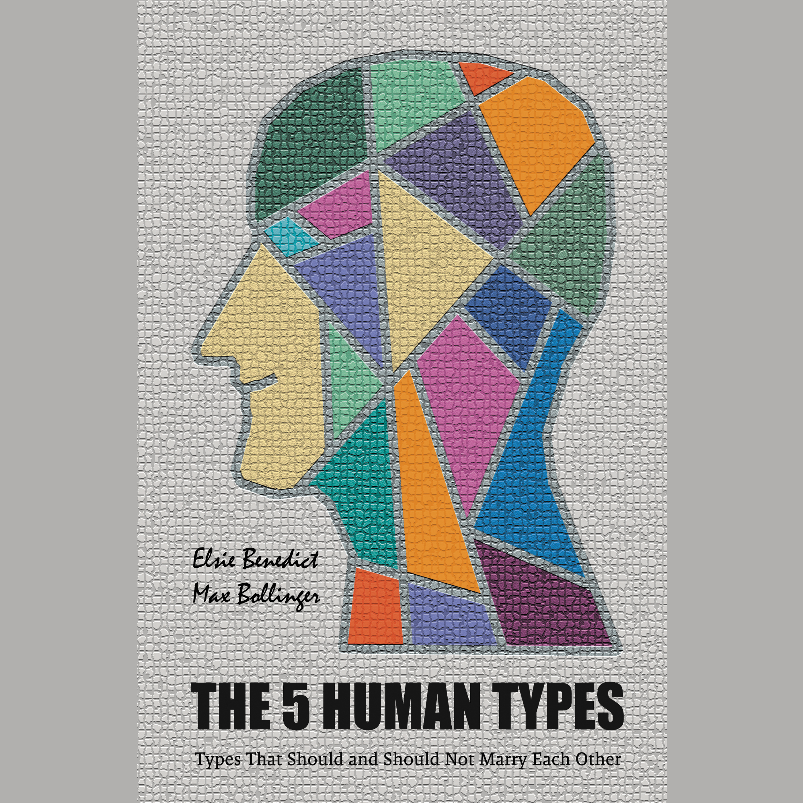Printable The 5 Human Types Volume 6: Types That Should and Should Not Marry Each Other Audiobook Cover Art
