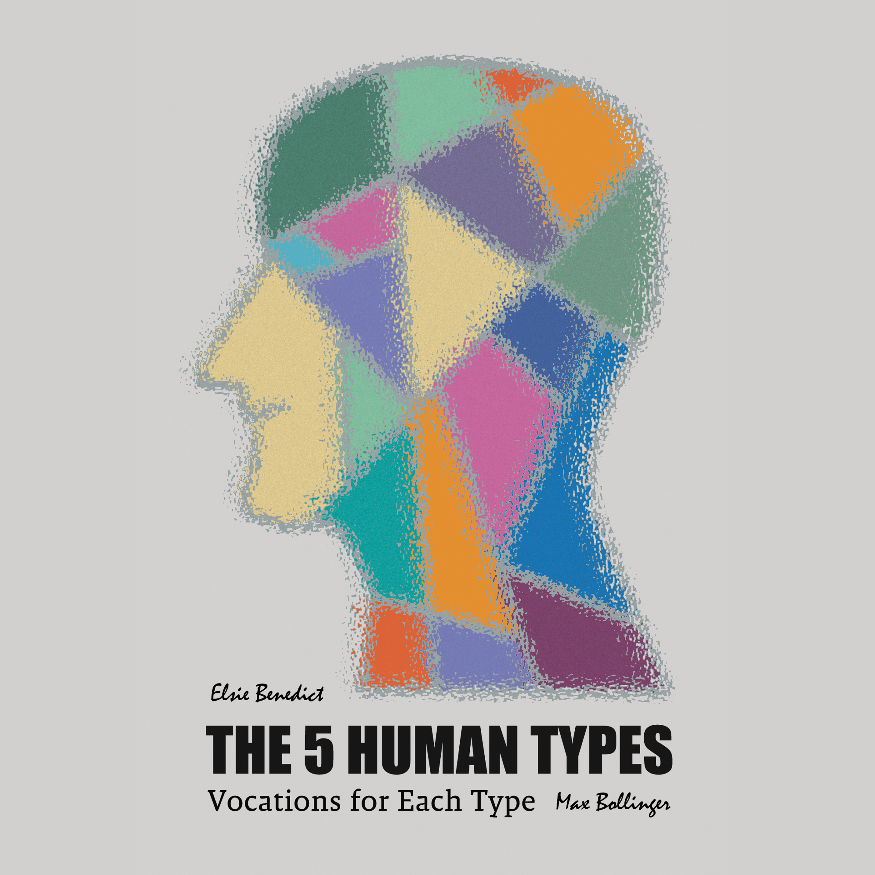 Printable The 5 Human Types Volume 7: Vocations For Each Type Audiobook Cover Art