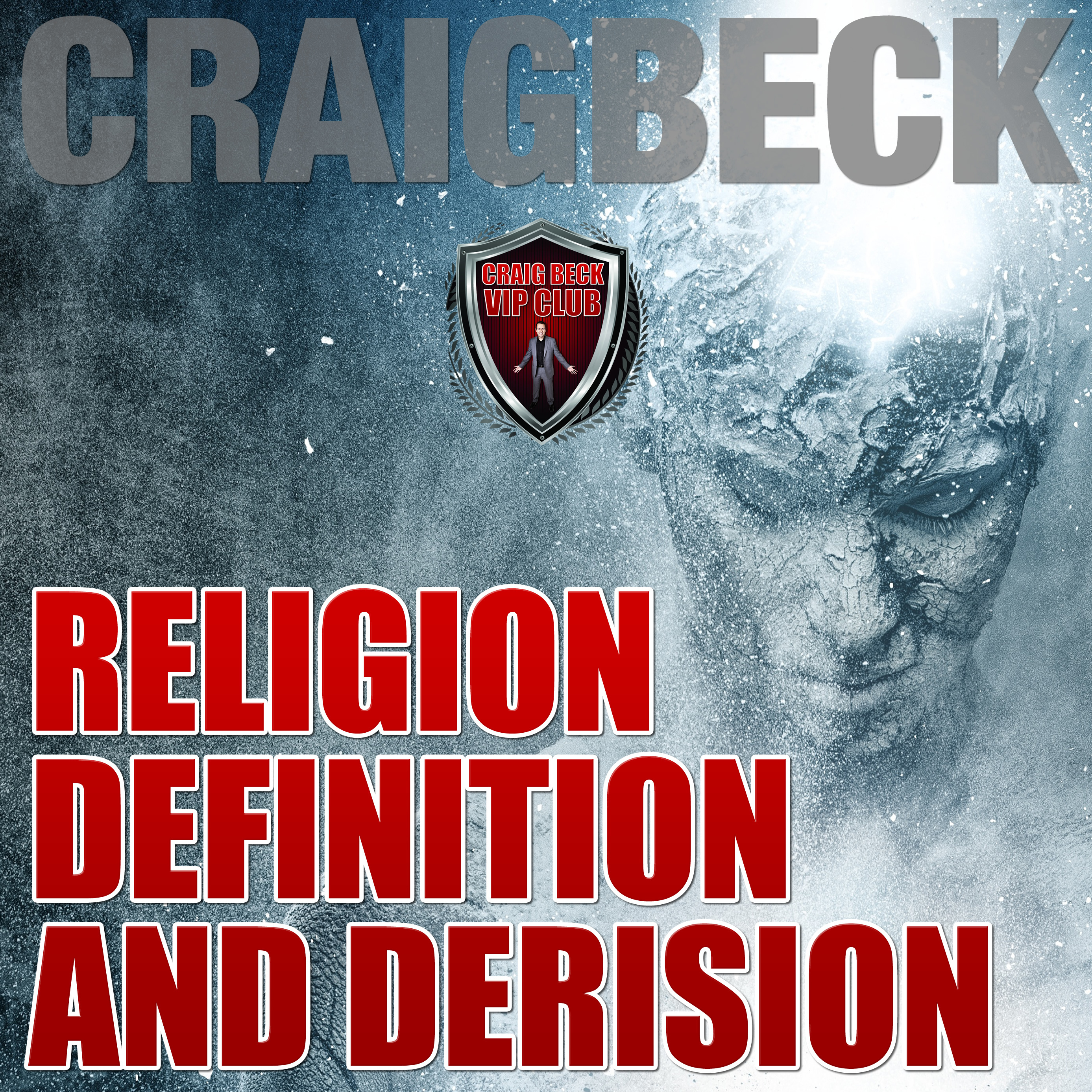 Printable Religion Definition and Derision: Fragment of God Extended Edition Audiobook Cover Art