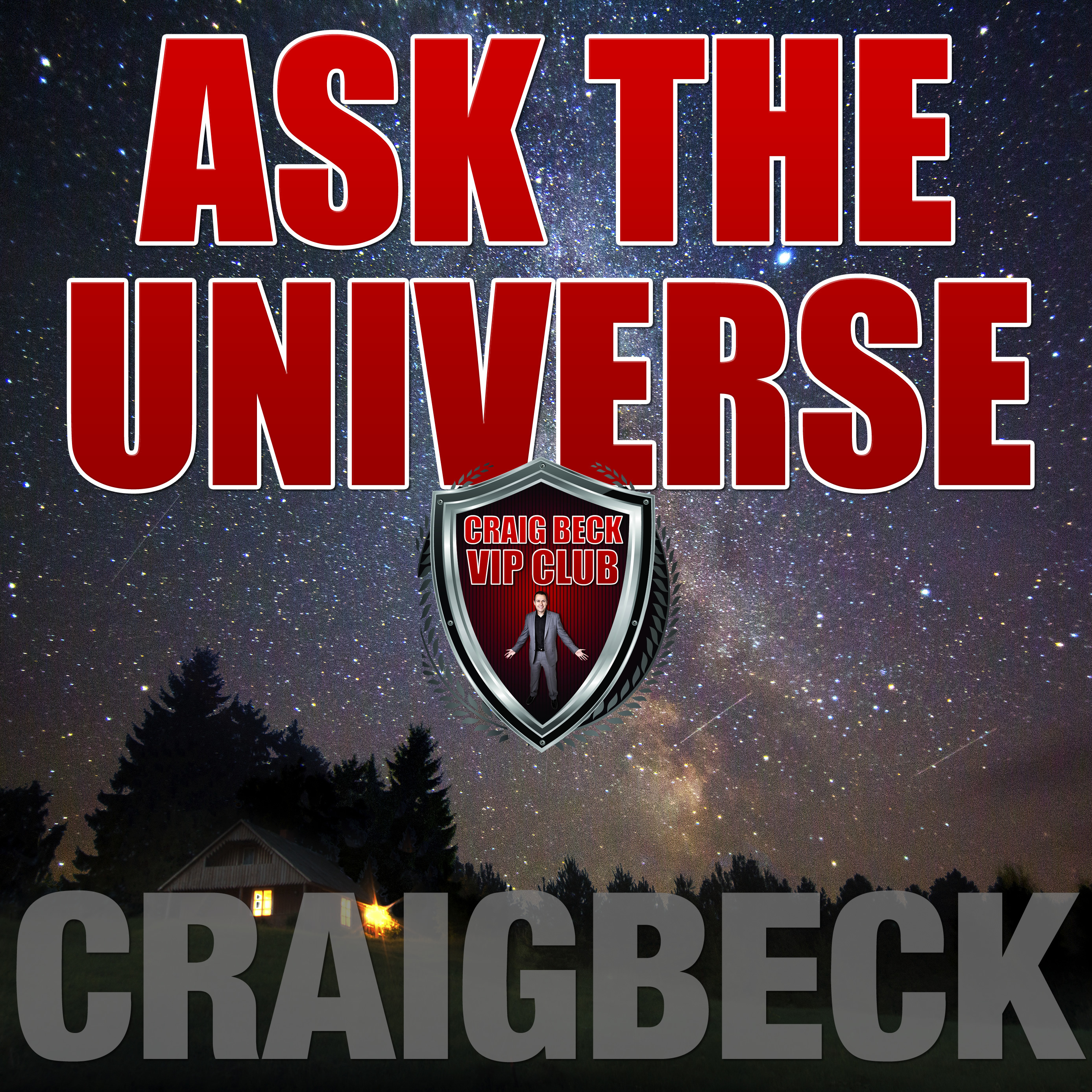 Printable Ask The Universe: Manifesting Magic Secret 4 Audiobook Cover Art