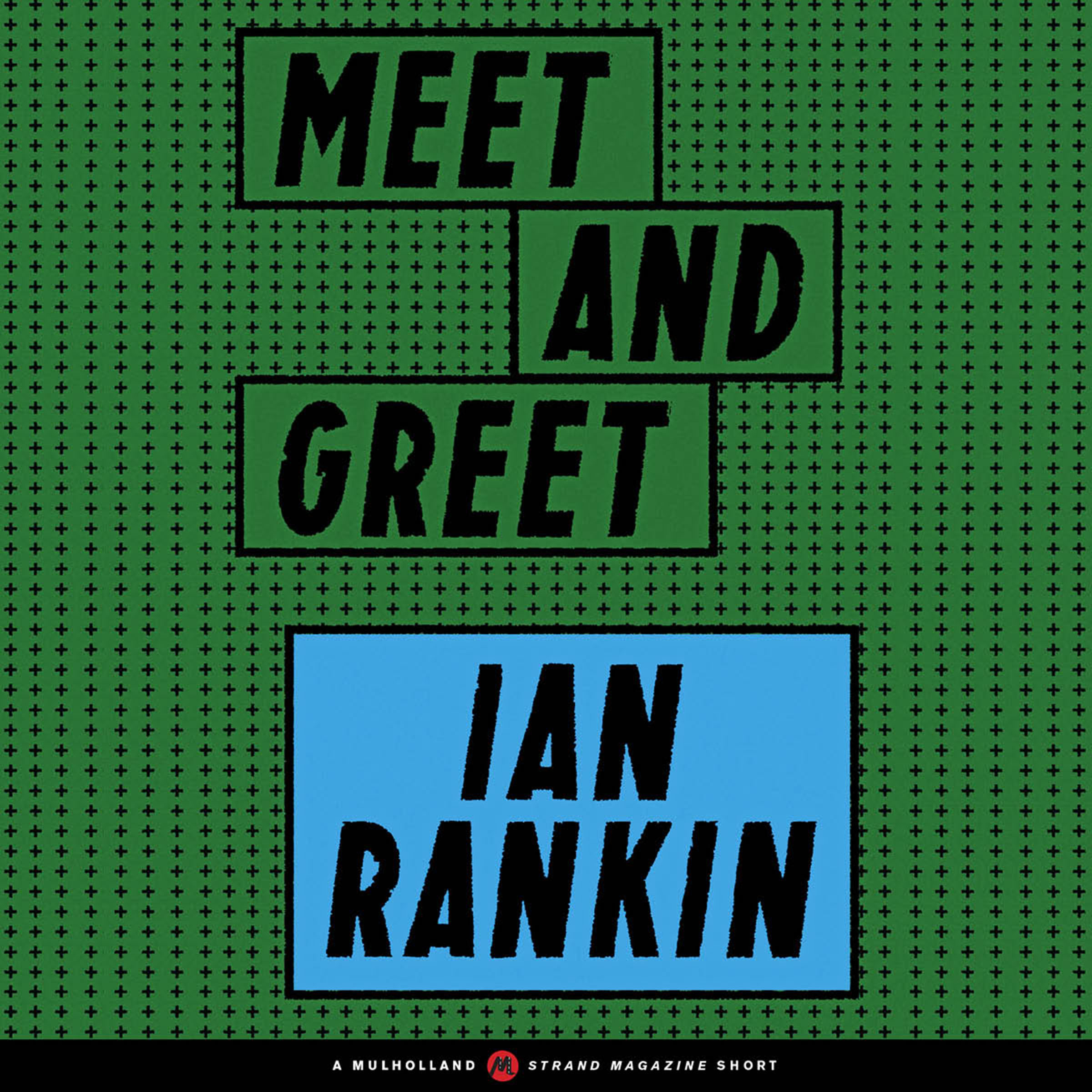 Printable Meet and Greet Audiobook Cover Art