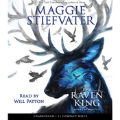 The Raven King Audiobook, by Maggie Stiefvater