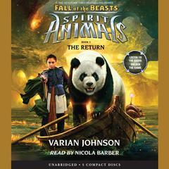 The Return Audiobook, by Varian Johnson