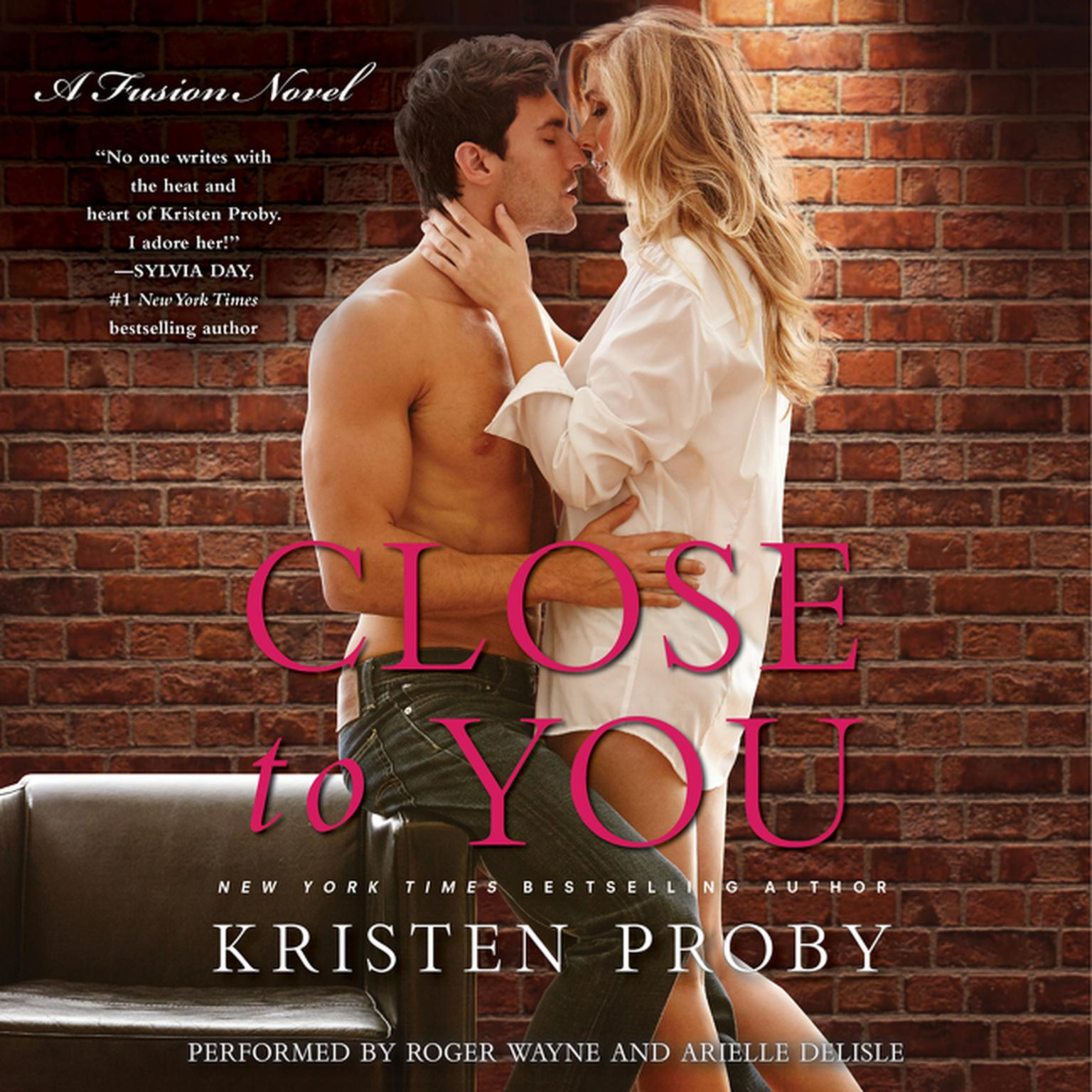 Printable Close to You: A Fusion Novel Audiobook Cover Art
