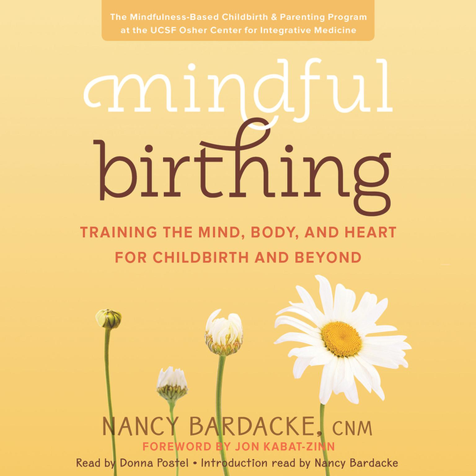 Printable Mindful Birthing: Training the Mind, Body, and Heart for Childbirth and Beyond Audiobook Cover Art