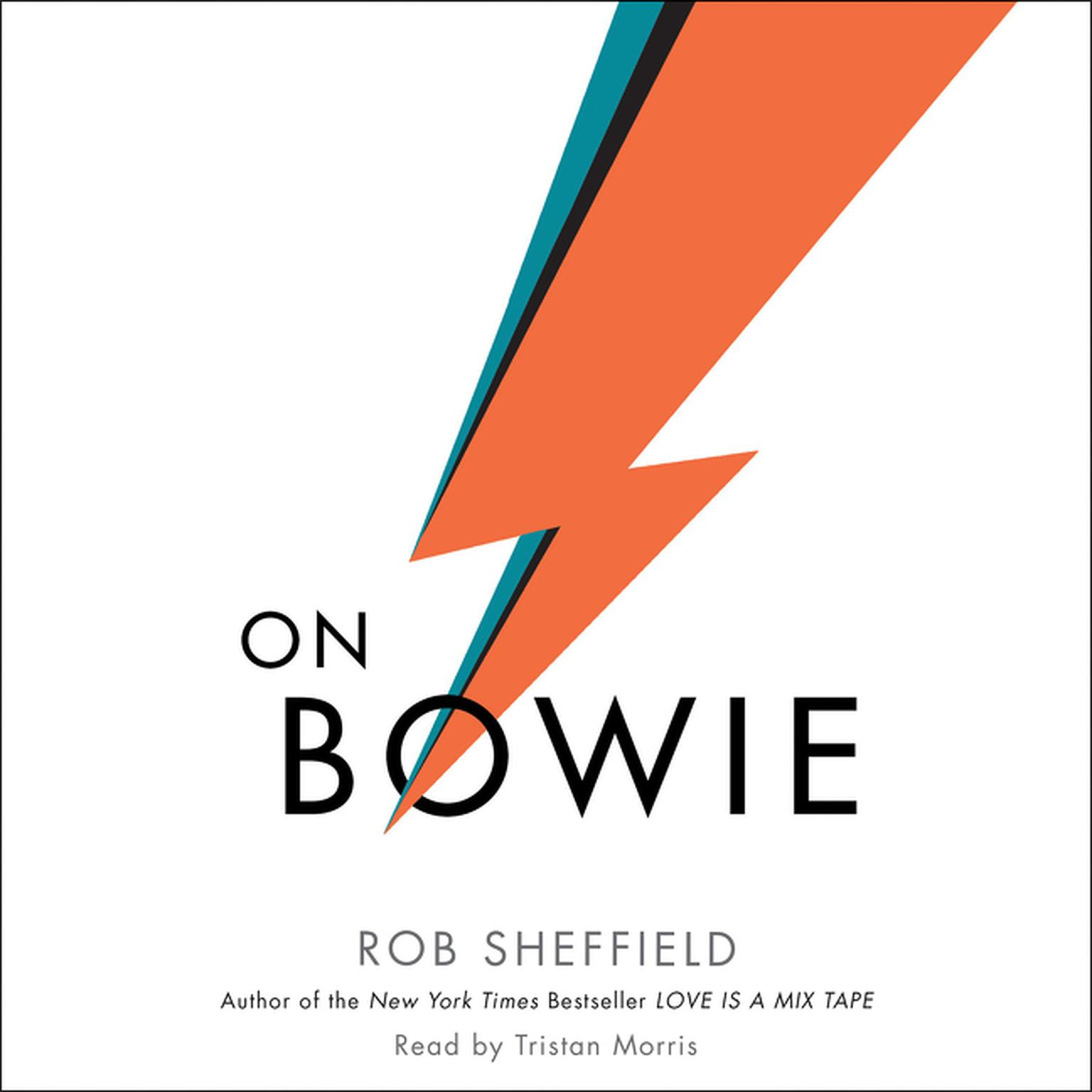 Printable On Bowie Audiobook Cover Art