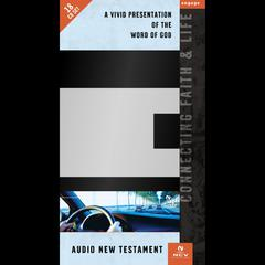 Audio Bible - New Century Version, NCV: New Testament: Audio Bible Audiobook, by Ronnie Meek, Thomas Nelson