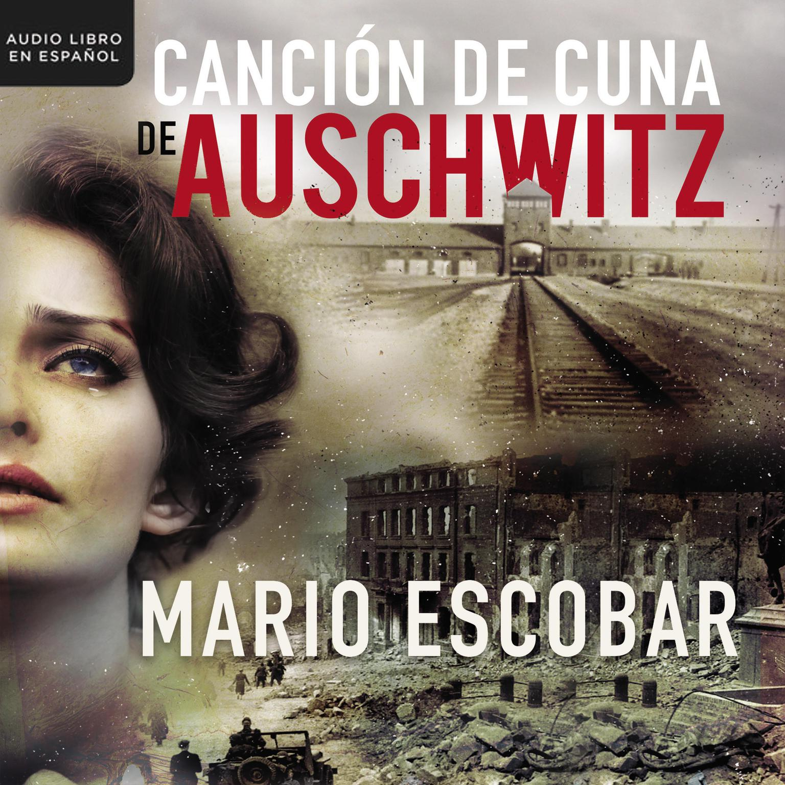 Printable Canción de cuna de Auschwitz Audiobook Cover Art