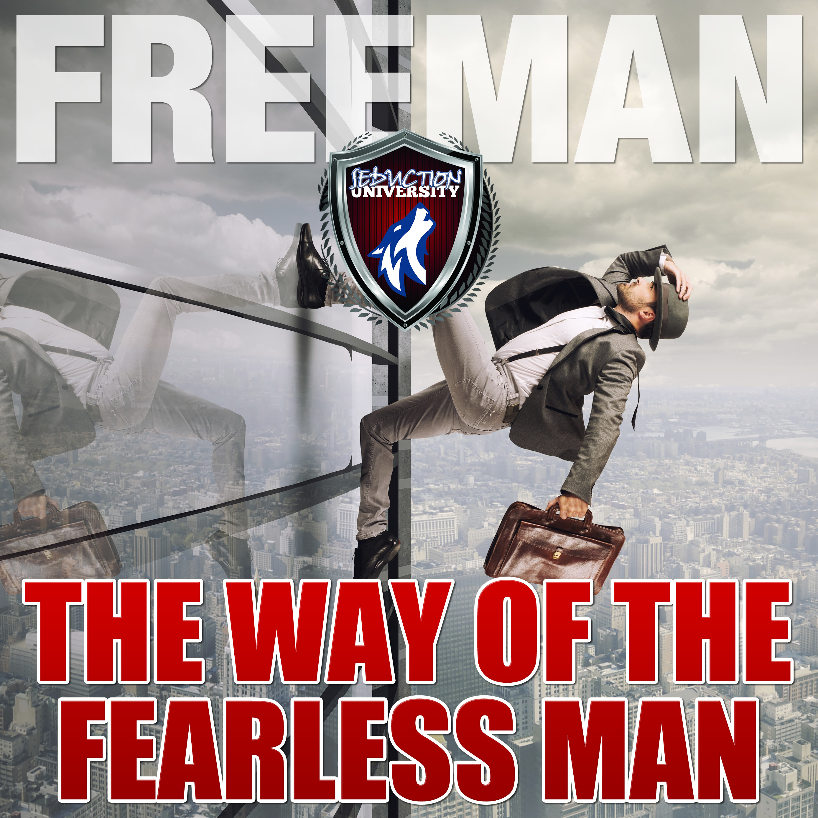 Printable The Way of the Fearless Man: Getting the Life You Really Want Audiobook Cover Art