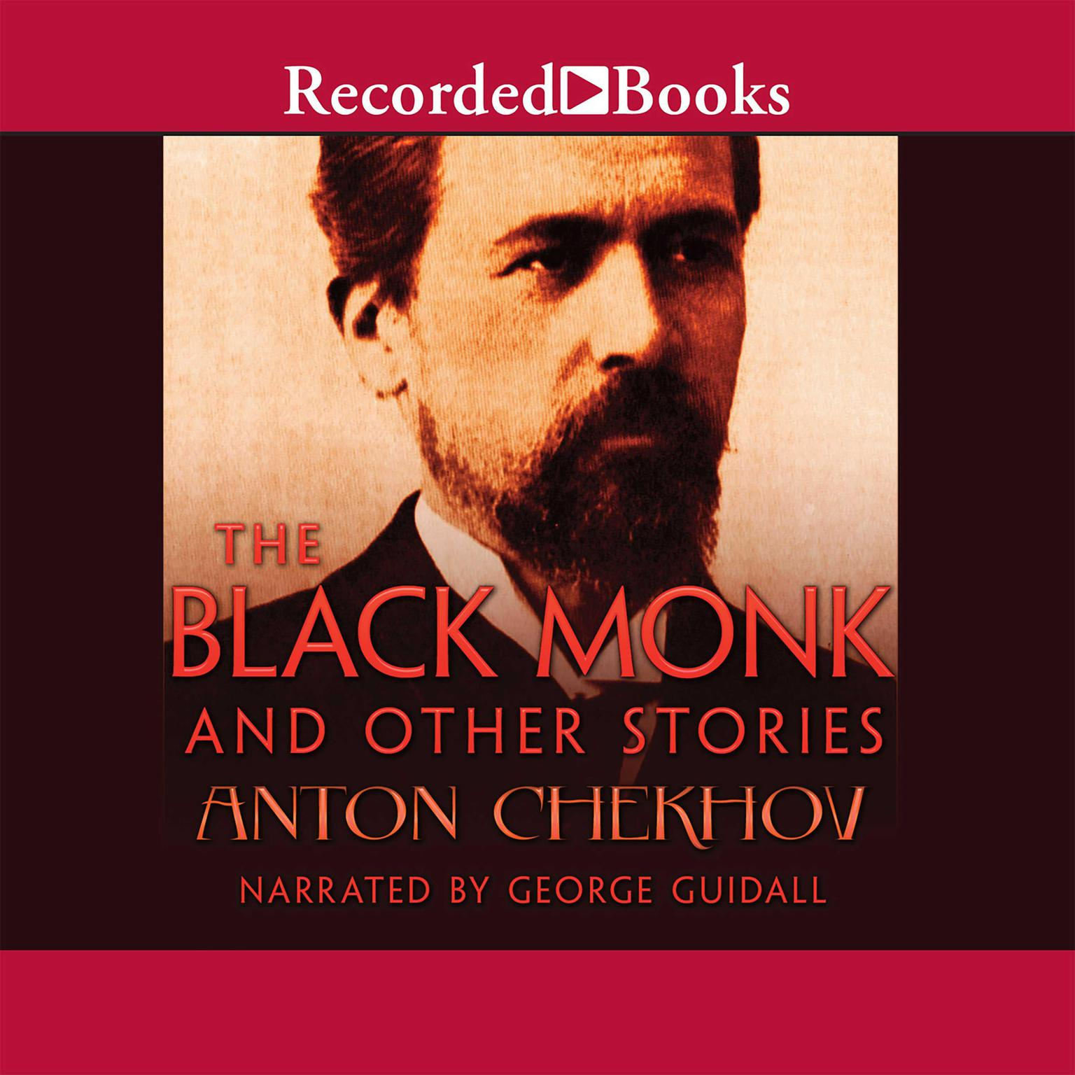 Printable The Black Monk and Other Stories Audiobook Cover Art