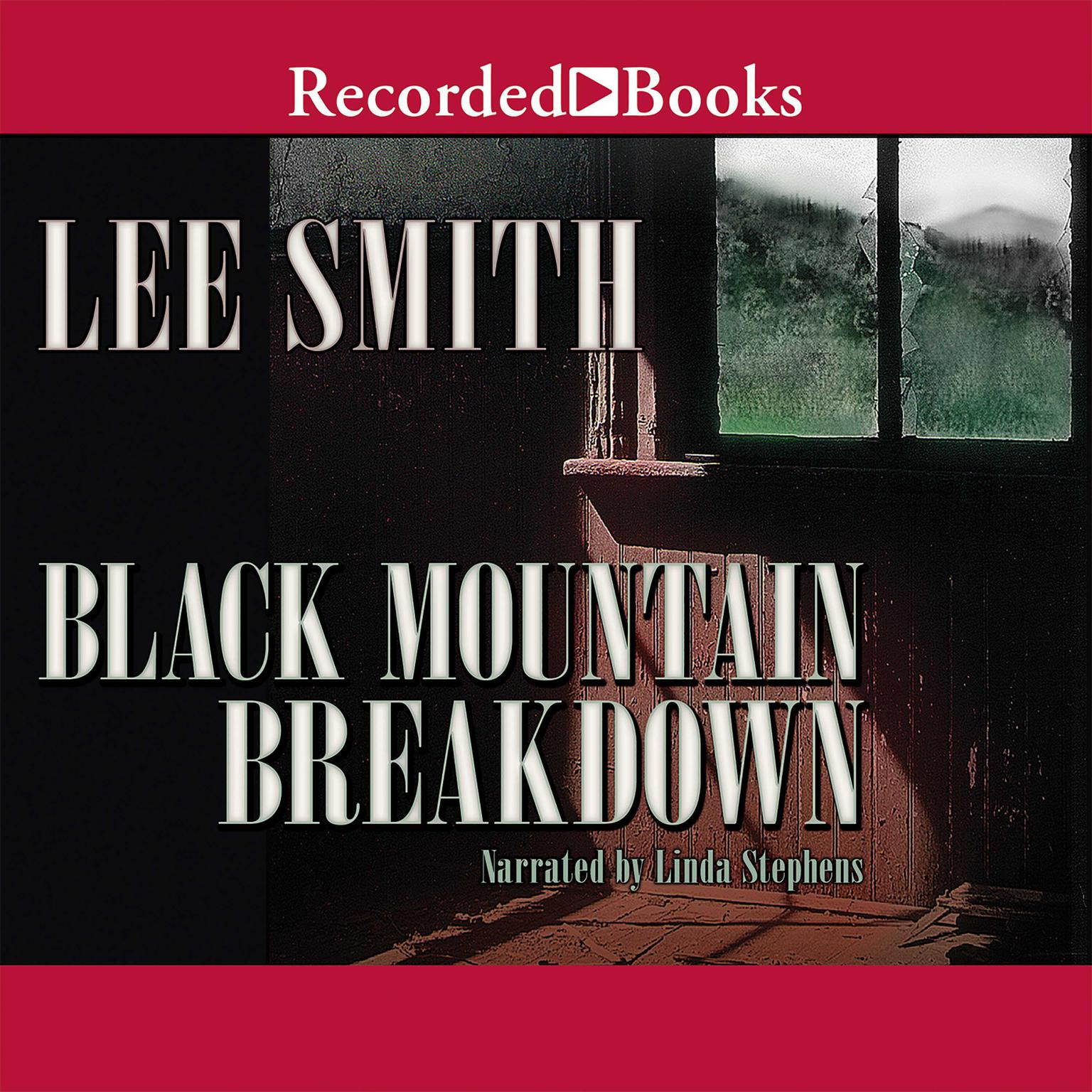 Printable Black Mountain Breakdown Audiobook Cover Art