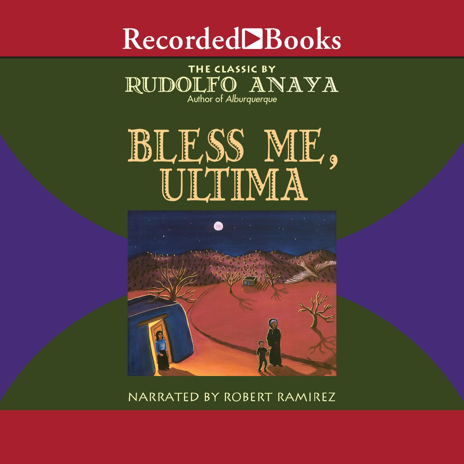Printable Bless Me, Ultima Audiobook Cover Art
