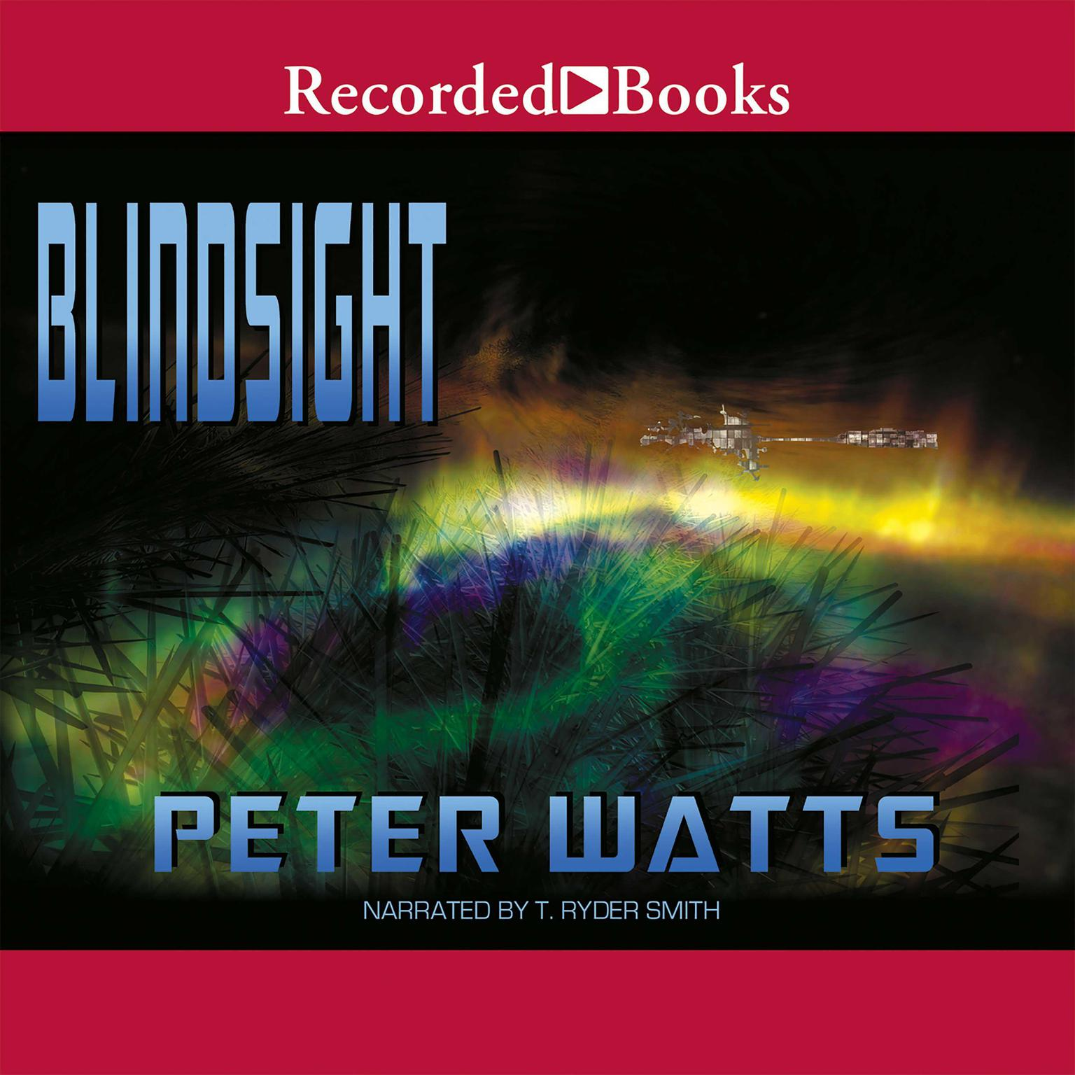 Printable Blindsight Audiobook Cover Art