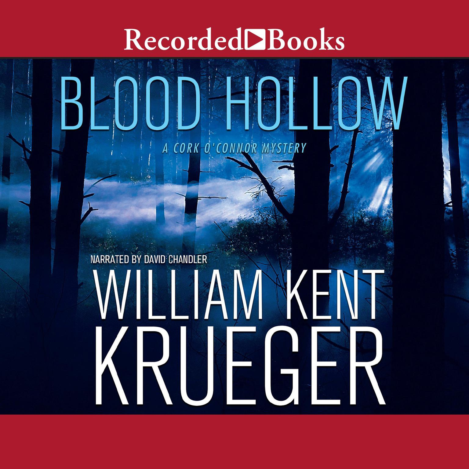 Printable Blood Hollow Audiobook Cover Art