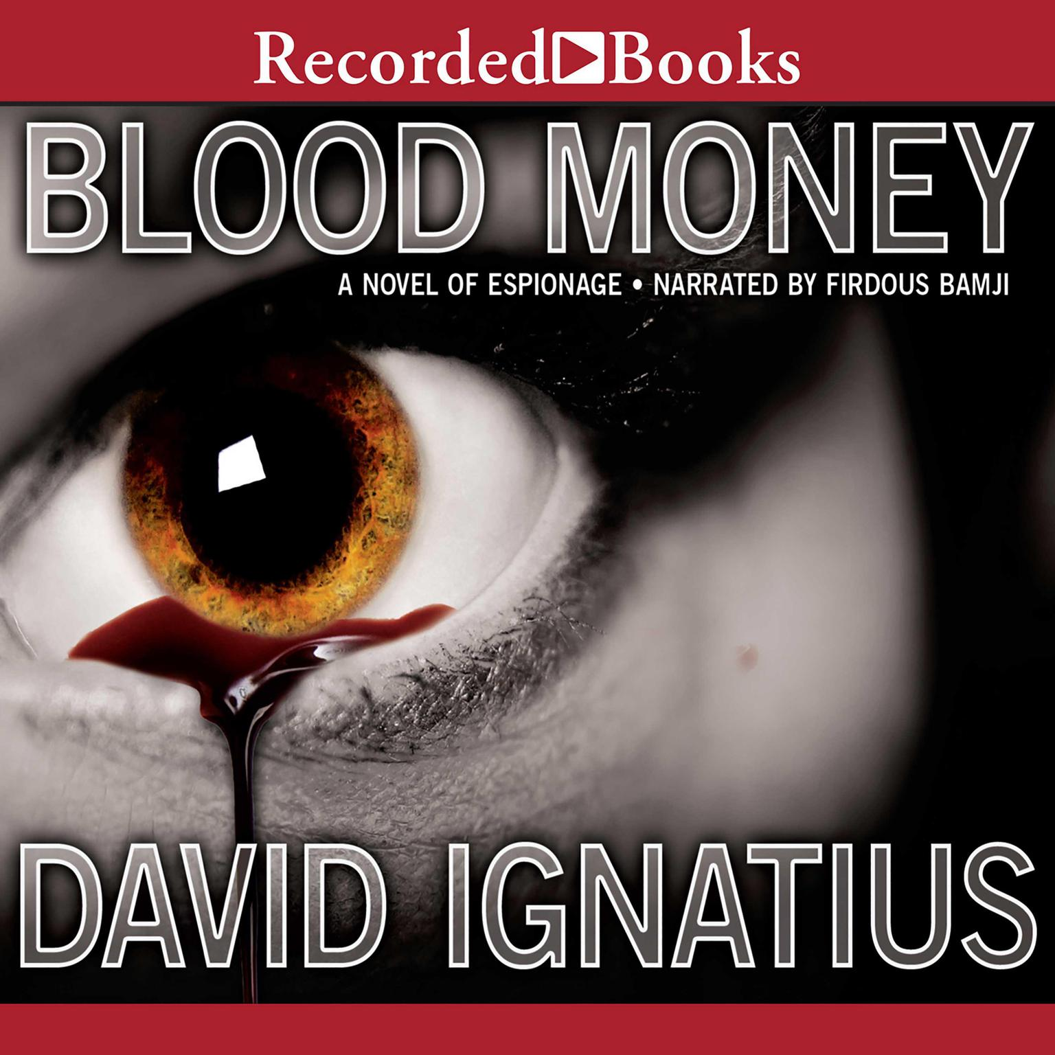 Printable Bloodmoney Audiobook Cover Art
