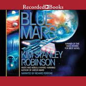 Blue Mars Audiobook, by Kim Stanley Robinson
