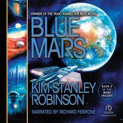 Blue Mars Audiobook, by Kim Stanley Robinson
