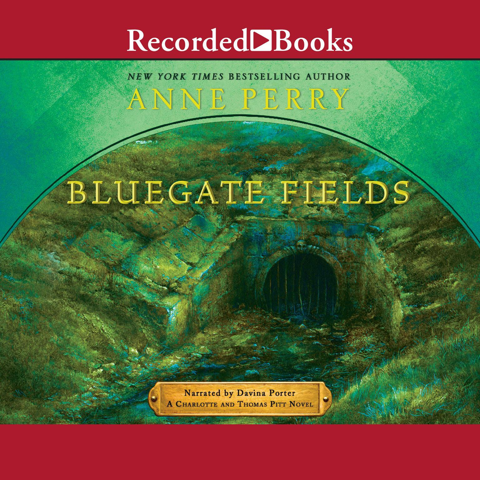 Printable Bluegate Fields Audiobook Cover Art