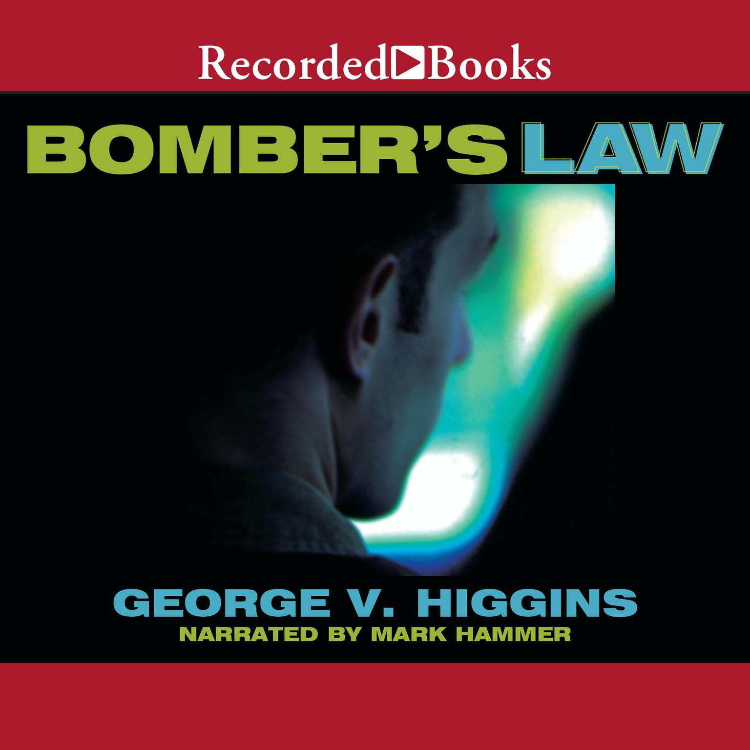 Printable Bomber's Law Audiobook Cover Art