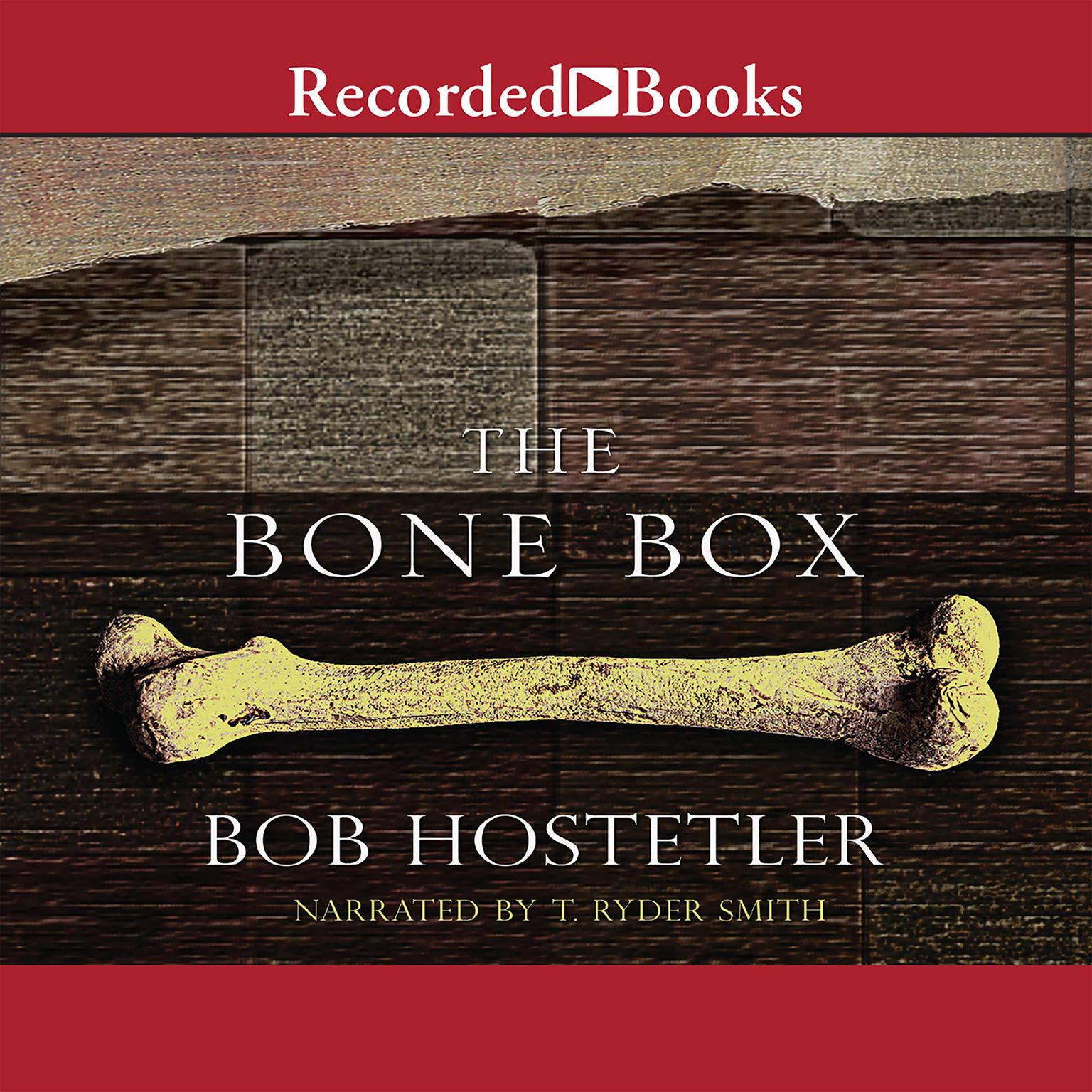 Printable The Bone Box Audiobook Cover Art