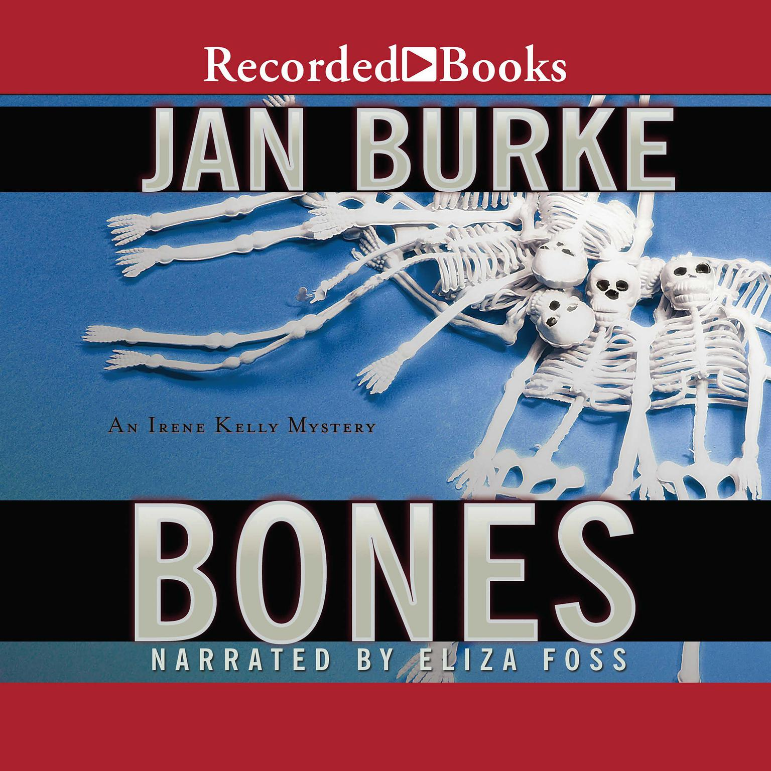 Printable Bones Audiobook Cover Art
