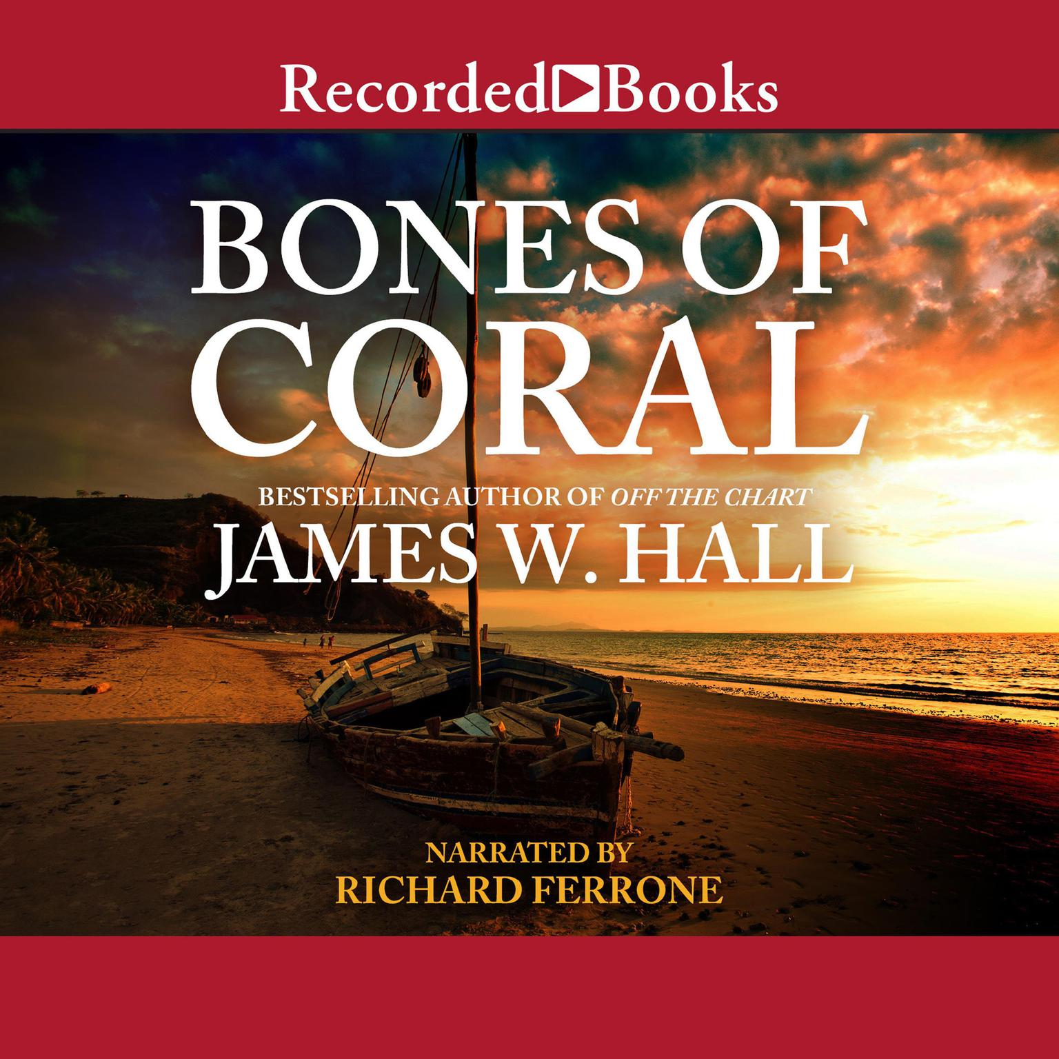 Printable Bones of Coral Audiobook Cover Art