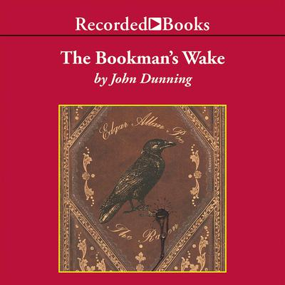 Bookman's Wake Audiobook, by