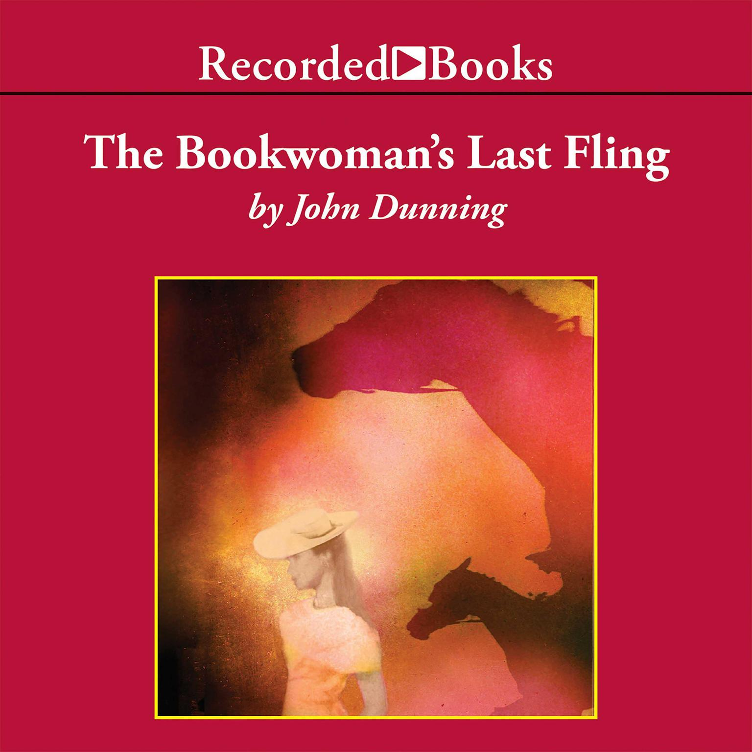 Printable The Bookwoman's Last Fling Audiobook Cover Art