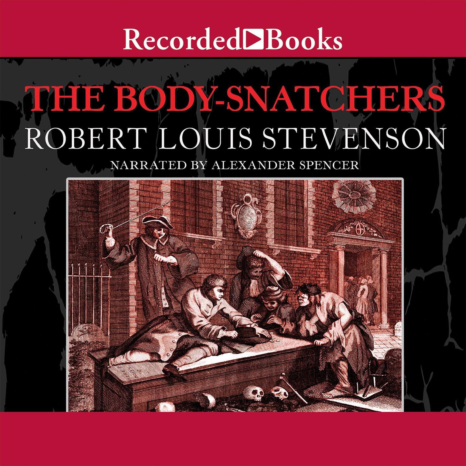Printable The Body Snatchers and Other Stories Audiobook Cover Art