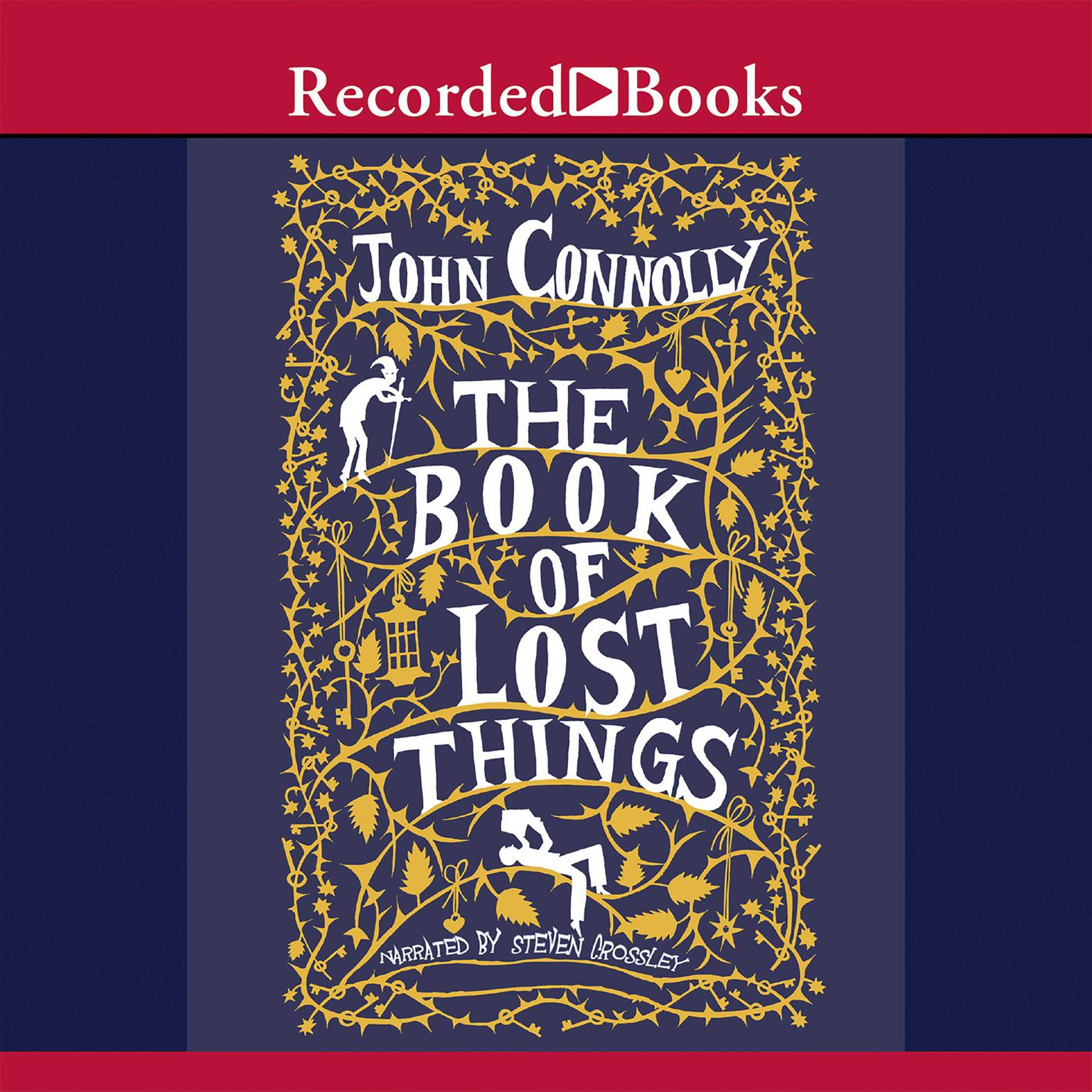 Printable The Book of Lost Things Audiobook Cover Art