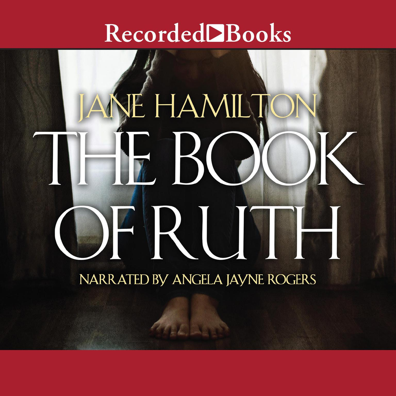 Printable The Book of Ruth Audiobook Cover Art