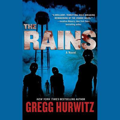 The Rains Audiobook, by Gregg Hurwitz