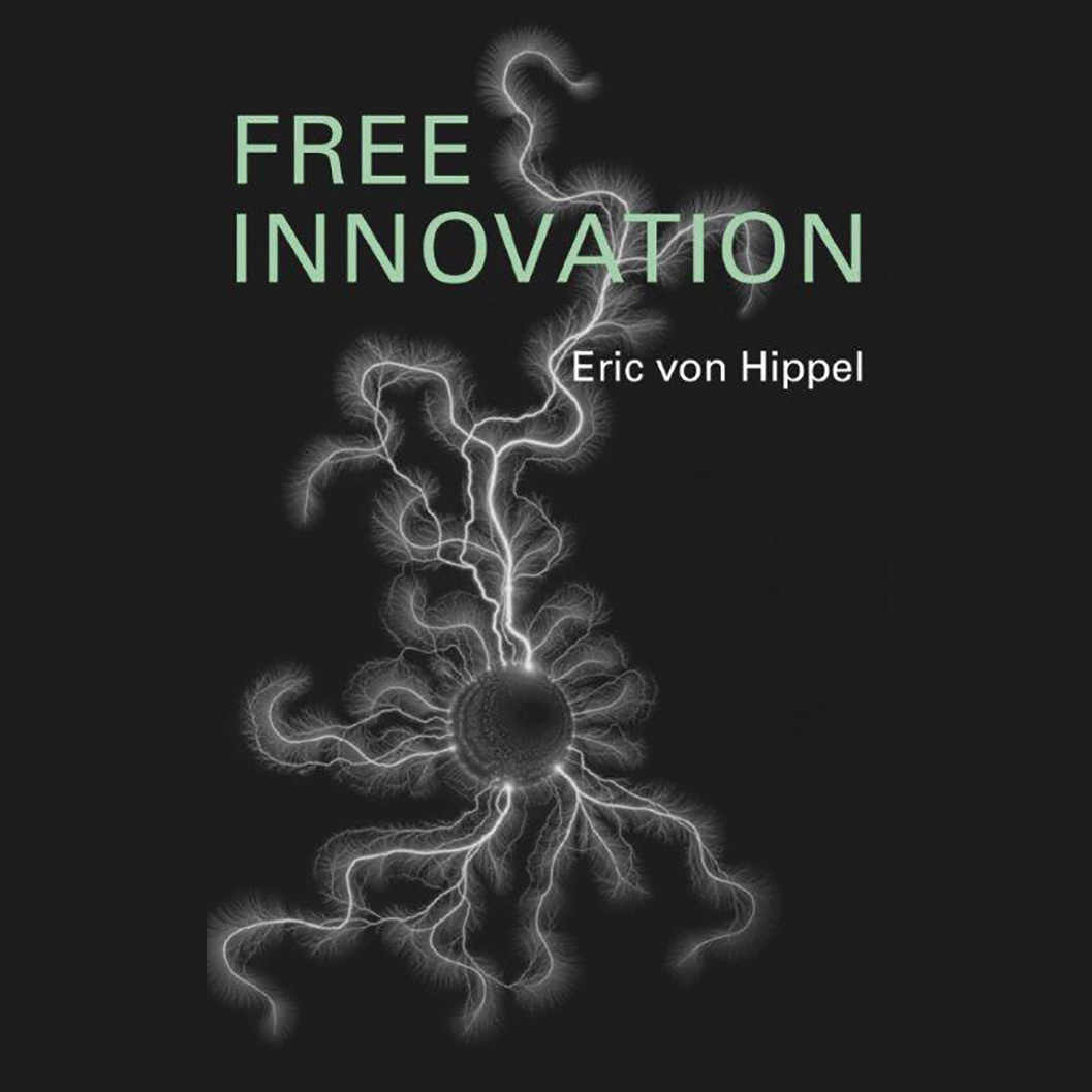 Printable Free Innovation Audiobook Cover Art
