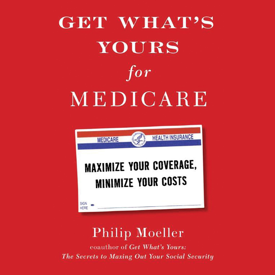Printable Get What's Yours for Medicare: Maximize Your Coverage, Minimize Your Costs Audiobook Cover Art