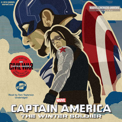 Phase Two: Marvel's Captain America: The Winter Soldier Audiobook, by Alex Irvine
