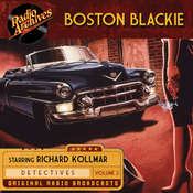 Boston Blackie, Volume 3, by Jack Boyle