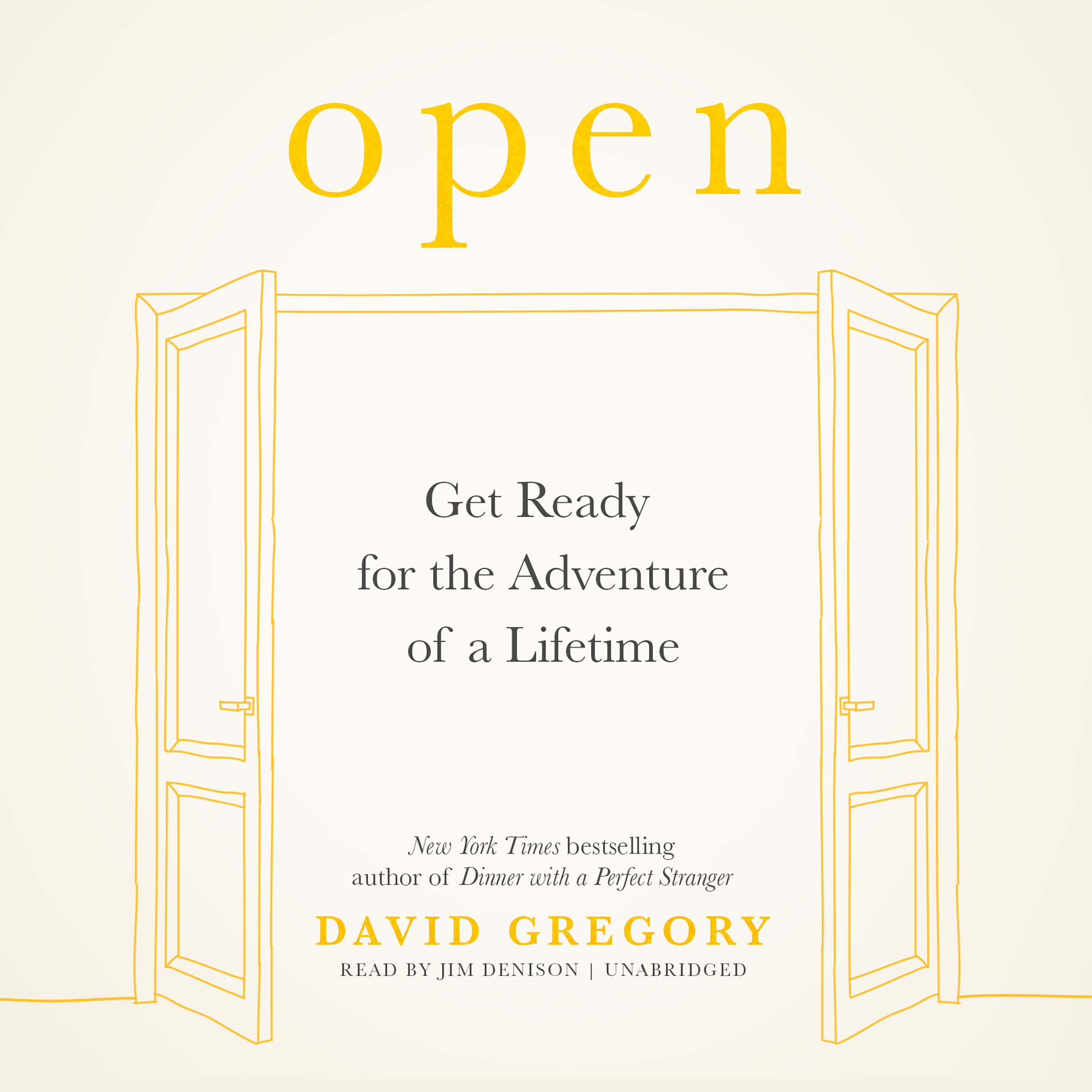 Printable Open: Get Ready for the Adventure of a Lifetime Audiobook Cover Art