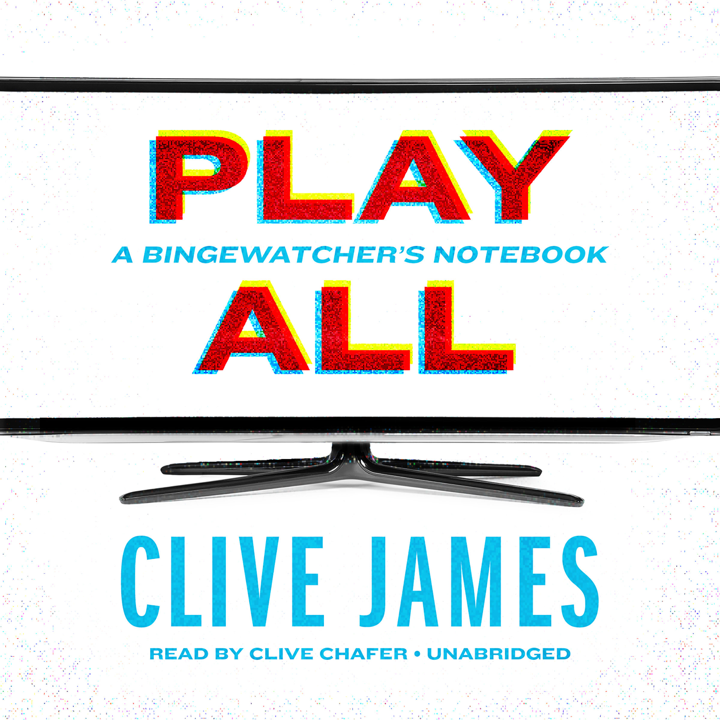 Printable Play All: A Bingewatcher's Notebook Audiobook Cover Art