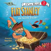 Flat Stanley and the Lost Treasure, by Jeff Brown
