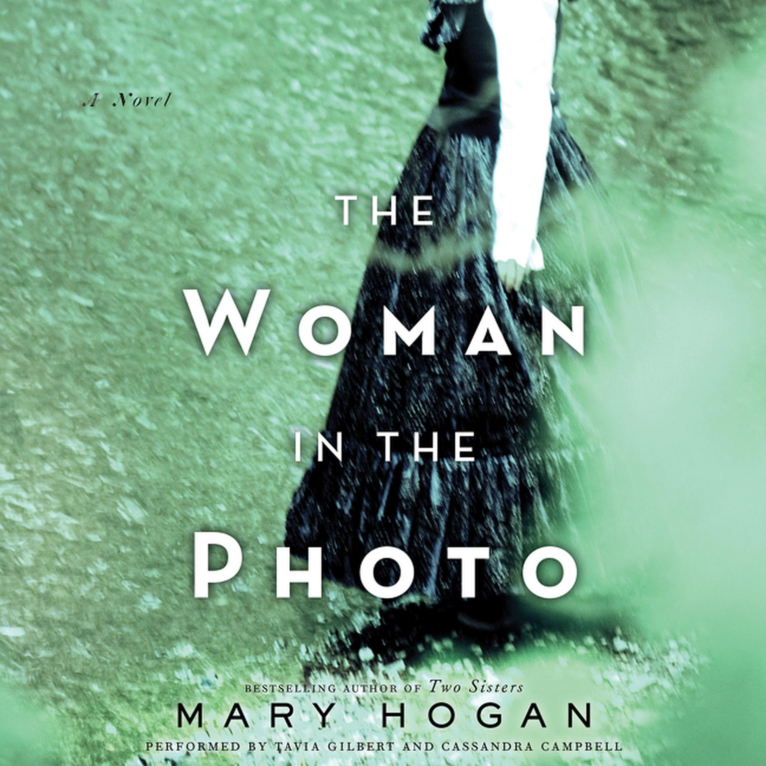 Printable The Woman in the Photo: A Novel Audiobook Cover Art