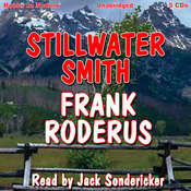 Stillwater Smith Audiobook, by Frank Roderus