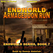 Armageddon Run Audiobook, by David L. Robbins