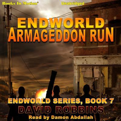 Armageddon Run Audiobook, by David L. Robbins